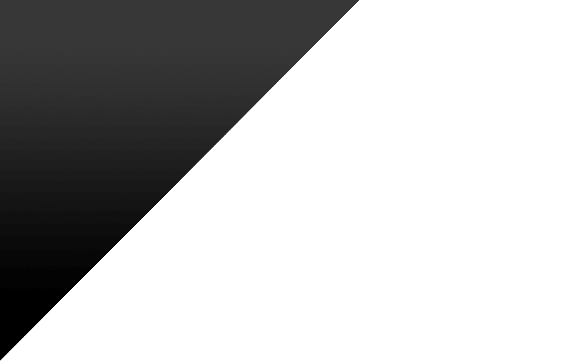 Gradient grey triangle background image